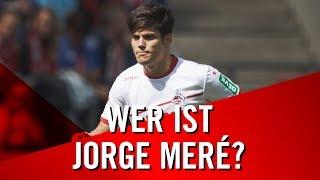 Jorge MERÉ: MESSI und RONALDO waren meine härtesten Gegenspieler | 1. FC Köln