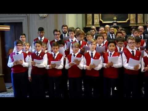 """Cappella Musicale Del Duomo: """"Non Abbiate Paura"""""""
