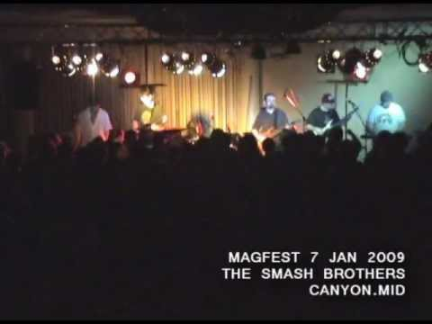 The Smash Brothers - CANYON.MID LIVE at MAGFest 7, Washington DC