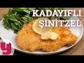 Kadayıflı Şinitzel Tarifi (III. Viyana Kuşatması!) | Yemek.com