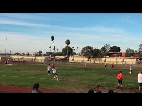 Beverly Hills Varsity Soccer vs. Inglewood Morningside 11/28/17