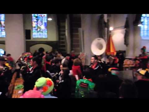 Seterse hei in de kerk
