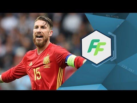 SERGIO RAMOS - FIFA FOOTBALL EXCLUSIVE