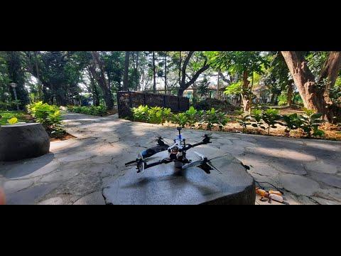 01/09/2021 - Rajawali Bourke X - Maiden Flight (Race 5 inch Frame Kit)