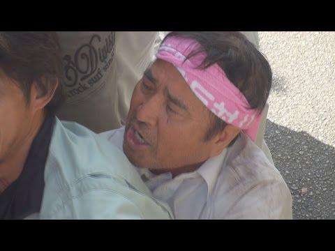 【二審も有罪】沖縄ヘイワ活動家リーダー「度重なる政府の暴力で県民の民意がねじ伏せられ、裁判所がそれにお墨付きを与えた。許しがたい暴挙、県民や沖縄の歴史に対する冒とく」