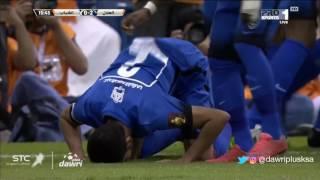هدف الهلال الثاني ضد الشباب (ليو بوناتيني) في ربع نهائي كأس ولي العهد السعودي