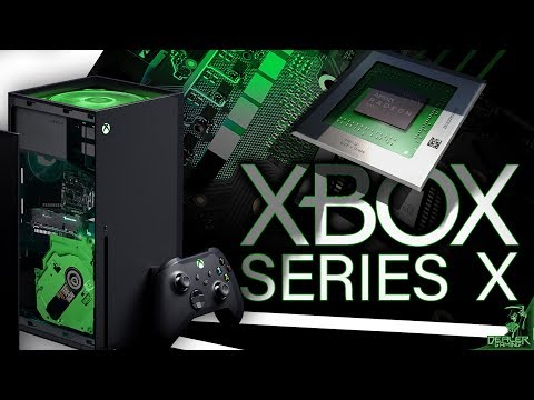 Xbox Series X Specs Revealed | The MOST Powerful | 12TF Upgrade Confirmed & Next Gen Xbox Games