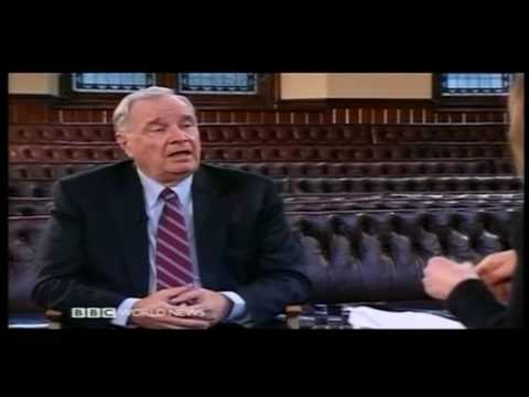 Paul Martin Interview Part 2 of 3 BBC 2010