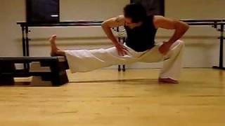 Taekwon-Do stretching in 5 min