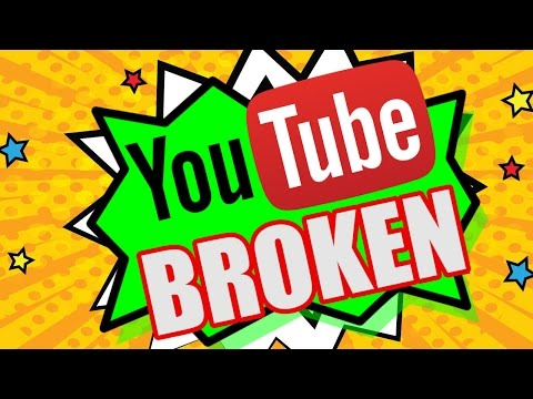 Youtube Is Broken But You Can Fix It!