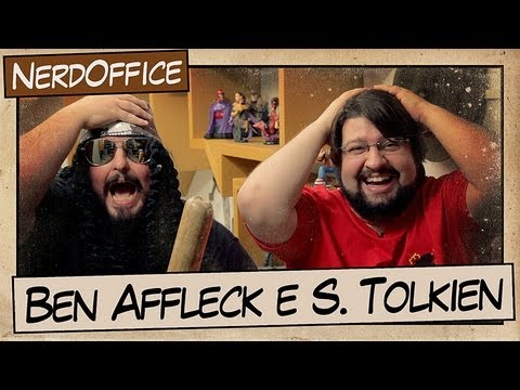 Expendables 3, Ben Affleck, Piada Mortal e Stephenie Tolkien   NerdOffice S04E32