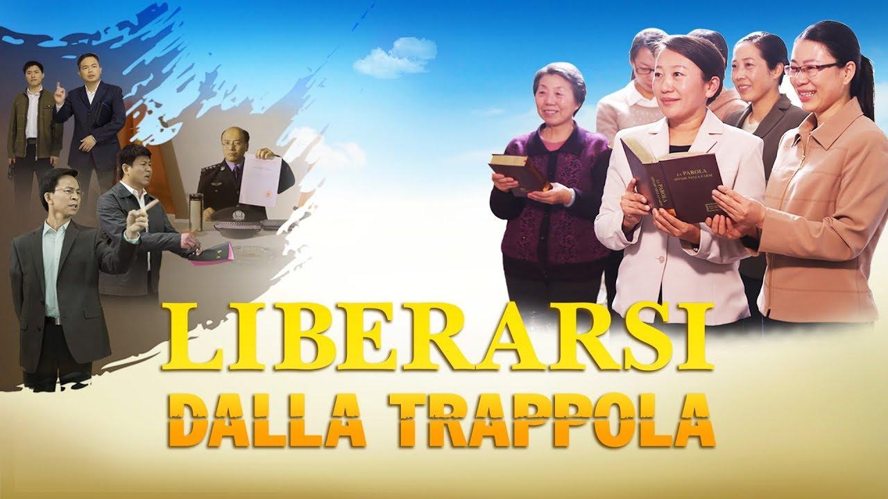 """Film Evangelico """"Liberarsi dalla Trappola""""Trailer Ufficiale"""