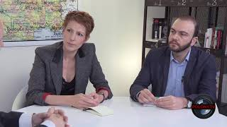 François Asselineau  Je ne transige pas avec l'indépendance nationale ! POLONY TV