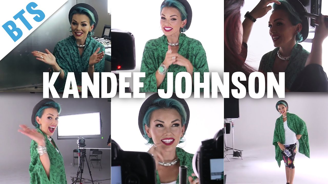 Behind The Scenes on Pitbull's Gentlemen's Code Episode 1 w/ Kandee Johnson