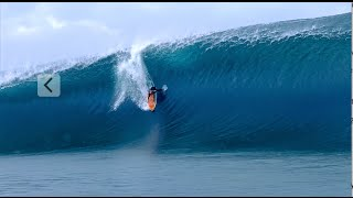 RoughCuts Offcut - Frothers First Trip to Teahupoo