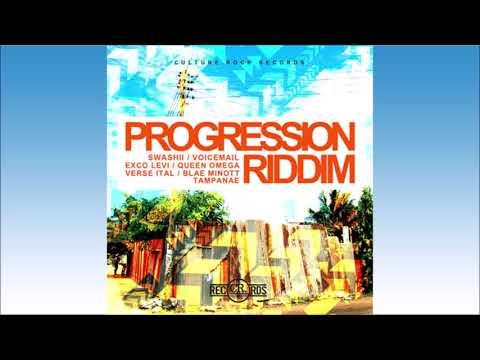 Progression Riddim Mix ►JUNE 2018► Exco Levi,Voicemail,Queen Omega & More (Culture Rock Records)