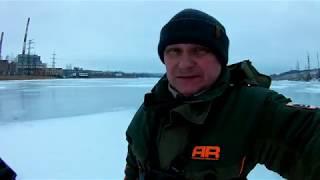 Рыбалка на Советском водохранилище Февраль 2020 г