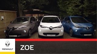 Renault ZOE - nu med 400 km rækkevidde