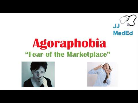 Agoraphobia | DSM-5 Diagnosis, Symptoms and Treatment Mp3