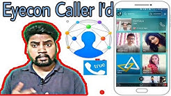 Eyecon Caller id photo call Recorder facebook whatsapp contact 2019
