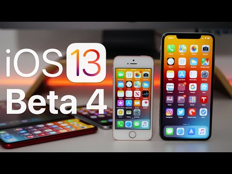 iOS 13 Beta 4 is Out! - What's New?