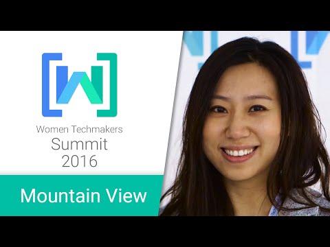 Women Techmakers Mountain View Summit 2016