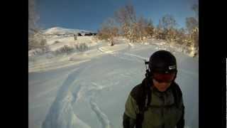 Alaskan Powder!!!! Thumbnail