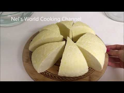 From Milk To Cheese In 10 Minutes, Without Rennet! - How To Make Cheese At Home - Easy Cheese Recipe