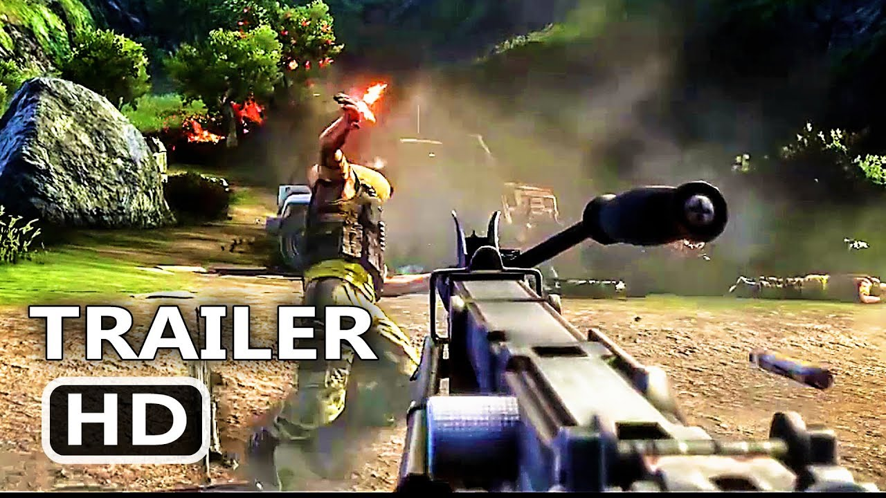Ps4 Far Cry 3 Classic Edition Gameplay Trailer 2018 Youtube