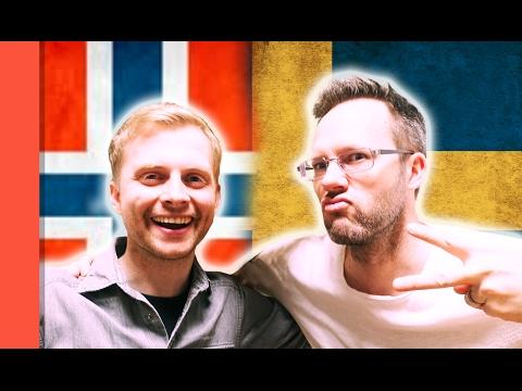 SWEDISH VS NORWEGIAN #2 - Language Challenge