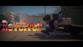 Revolver||Haazi sidhu|| Cartoon version|| Incredibles 2|| Zishan edits||🦹‍♂️🦹‍♀️