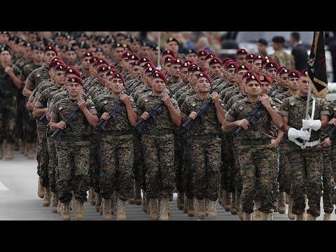 مؤسسة الجيش اللبناني مهددة بالإنهيار بسبب الأزمة المالية…  - 15:55-2021 / 6 / 16