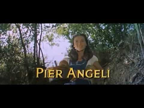 Pier Angeli  The Vintage 1957   Mel Ferrer, Michelle Morgan