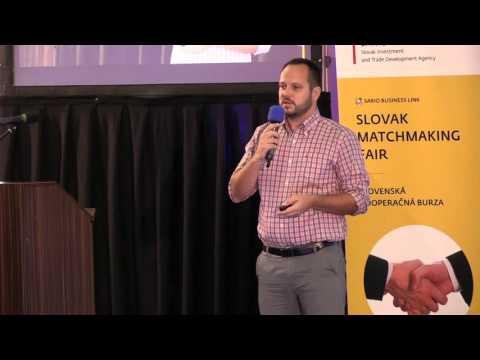 Juraj Stankay, Google Slovakia - Export à la Google: Ako Vám Google pomôže rásť na nových trhoch