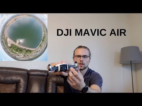 RETURNED DJI SPARK FOR MAVIC AIR