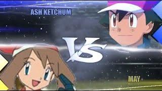 Pokemon Omega Ruby & Alpha Sapphire [ORAS]: Ash Vs May