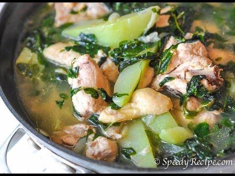 recipe: chicken tinola recipe [32]
