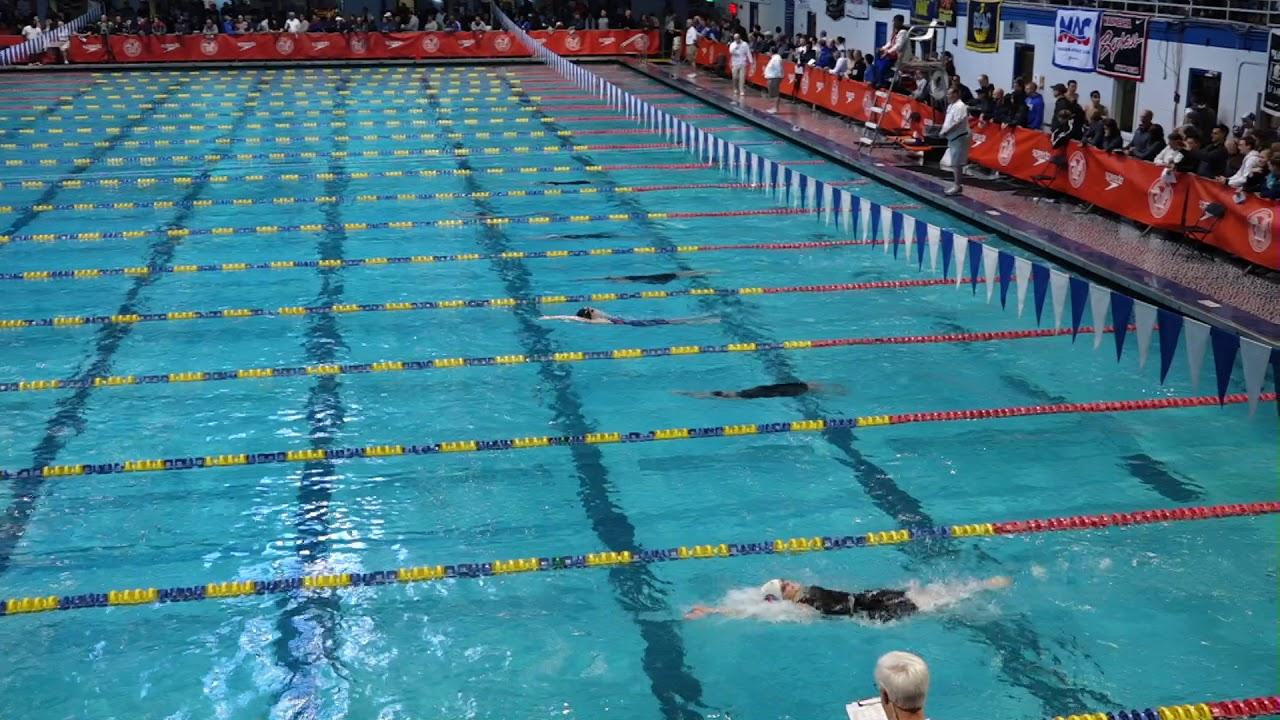 Renee Liu's Women's Swimming Recruiting Profile