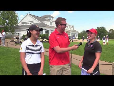 2018 NCAA Women's Golf Regional | Day Three | Playoff Winners