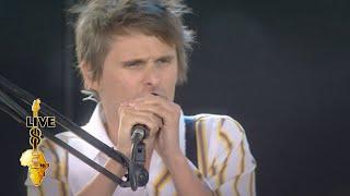 Muse - Hysteria (Live 8 2005)