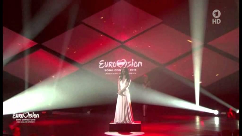Conchita Esc Unser Lied Für österreich 05 03 2015 Youtube