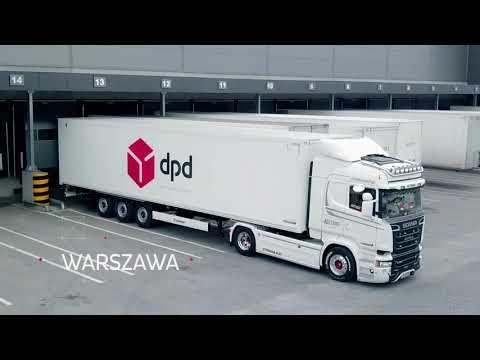 Droga paczki i praca kuriera w DPD Polska