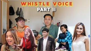 Reaksi Pelatih Jerman Dengar Whistle Voice Lyodra Novia Bachmid Christopher Ridwan Serena MP3