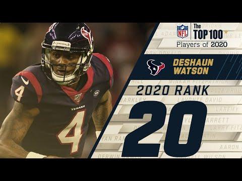 #20: Deshaun Watson (QB, Texans)   Top 100 NFL Players of 2020