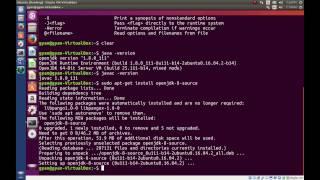 Install JAVA 8, Install API Source Code & Uninstall Java 8 in Ubuntu 16 From Repository