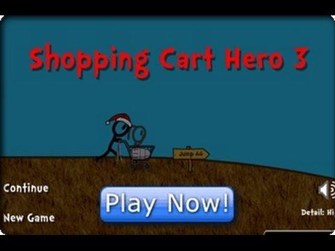 Shopping cart hero 3 money hacking