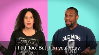 English in a Minute: Show Your True Colors
