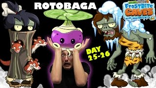Video FGTeeV Dad Gets Mad @ Pesky Snow Weasels! The Rotobaga Journey! (PVZ 2 Day 25 & 26) download MP3, 3GP, MP4, WEBM, AVI, FLV April 2018