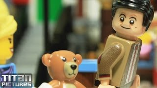 Lego Merry Christmas Mr. Bean