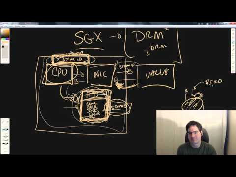 Handmade Hero Chat 005 - SGX and Unbreakable DRM